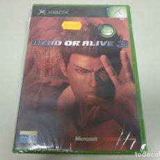 Videojuegos y Consolas: JJ- DEAD OR ALIVE 3 XBOX VERSION ESPAÑA NUEVO PRECINTADO. Lote 171630254