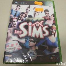 Videojuegos y Consolas: JJ- LOS SIMS XBOX VERSION ESPAÑA NUEVO PRECINTADO. Lote 171631474