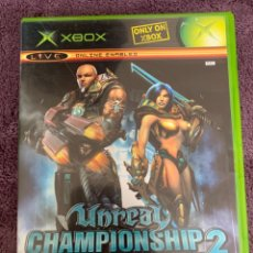 Videojuegos y Consolas: UNREAL CHAMPIONSHIP 2 XBOX COMPLETO PAL. Lote 172097395