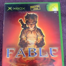 Videojuegos y Consolas: FABLE XBOX COMPLETO PAL. Lote 172103840