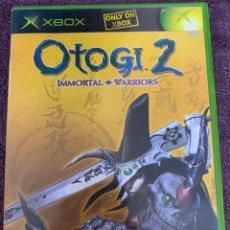 Videojuegos y Consolas: OTOGI 2 XBOX COMPLETO PAL. Lote 172104483