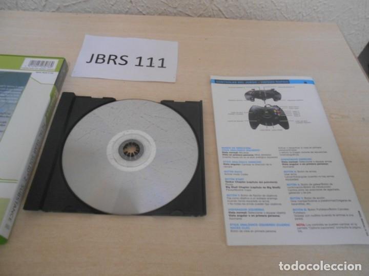 Videojuegos y Consolas: XBOX - METAL GEAR SOLID 2 SUBSTANCE , PAL ESPAÑOL , COMPLETO - Foto 3 - 173794043