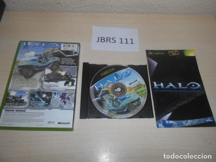 Videojuegos y Consolas: XBOX - HALO , PAL ESPAÑOL , COMPLETO - Foto 2 - 173794202