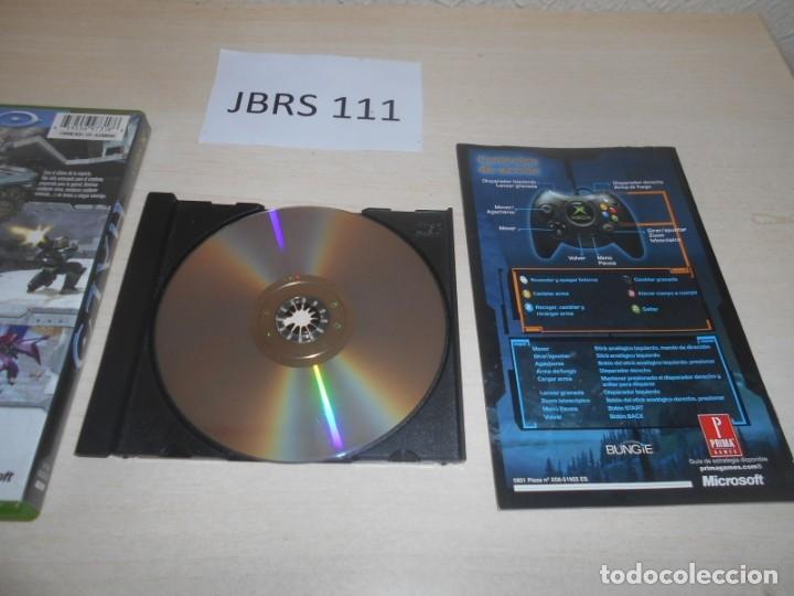 Videojuegos y Consolas: XBOX - HALO , PAL ESPAÑOL , COMPLETO - Foto 3 - 173794202