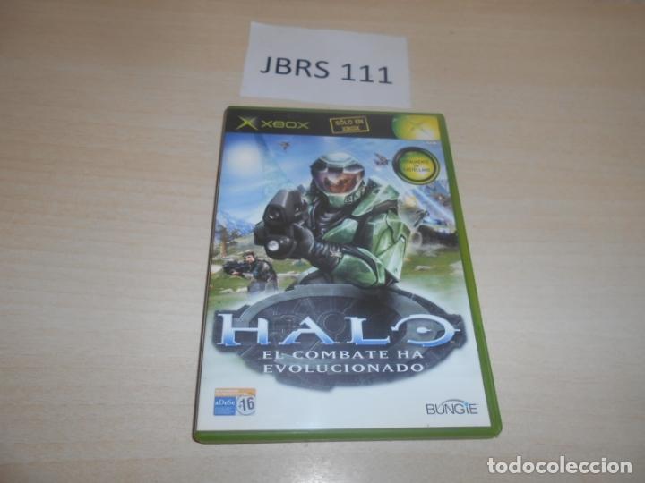 XBOX - HALO , PAL ESPAÑOL , COMPLETO (Juguetes - Videojuegos y Consolas - Microsoft - Xbox)