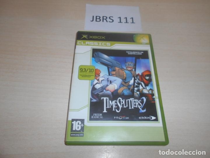 XBOX - TIMESPLITTERS 2 , PAL ESPAÑOL , COMPLETO (Juguetes - Videojuegos y Consolas - Microsoft - Xbox)