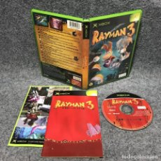 Videojuegos y Consolas: RAYMAN 3 HOODLUM HAVOC MICROSOFT XBOX. Lote 179124057