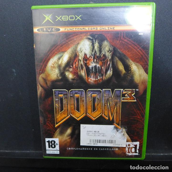 JUEGO PARA XBOX DOOM 3 (Juguetes - Videojuegos y Consolas - Microsoft - Xbox)