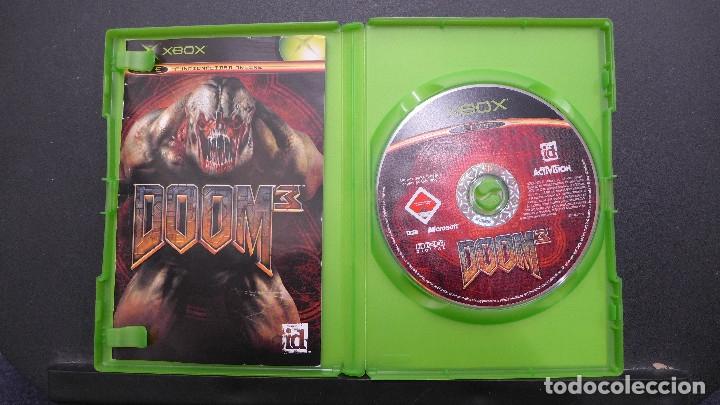 Videojuegos y Consolas: JUEGO PARA XBOX DOOM 3 - Foto 3 - 179161876