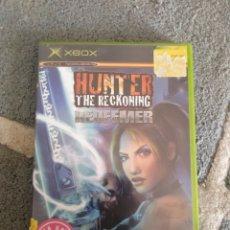 Videojuegos y Consolas: HUNTER THE RECKONING REDEEMER XBOX. Lote 179241105