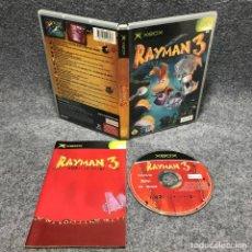 Videojuegos y Consolas: RAYMAN 3 HOOLUM HAVOC MICROSOFT XBOX. Lote 179344665