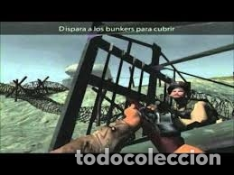 Videojuegos y Consolas: LOTE OFERTA JUEGO XBOX COMPATIBLE 360 - MEDAL OF HONOR - FRONTLINE - con su manual - Foto 5 - 180124452