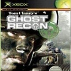 Videojuegos y Consolas: LOTE OFERTA JUEGO XBOX COMPATIBLE 360 - GHOST RECON (EL PRIMER JUEGO) - CON SU MANUAL. Lote 180125698