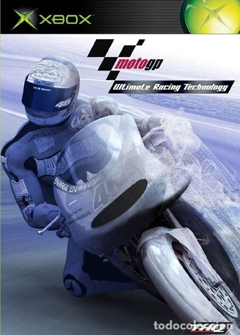 LOTE OFERTA JUEGO XBOX - MOTO GP ULTIMATE RACING TECHNOLOGY (EL PRIMER JUEGO) - SIN MANUAL (Juguetes - Videojuegos y Consolas - Microsoft - Xbox)