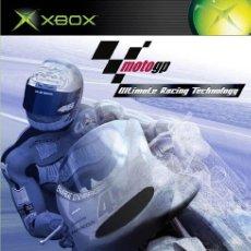 Videojuegos y Consolas: LOTE OFERTA JUEGO XBOX - MOTO GP ULTIMATE RACING TECHNOLOGY (EL PRIMER JUEGO) - SIN MANUAL. Lote 180126290