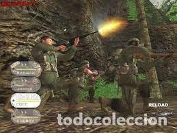 Videojuegos y Consolas: LOTE OFERTA JUEGO XBOX - CONFLICT - VIETNAM - MUY NUEVO y con manual - Foto 3 - 180126732