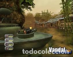 Videojuegos y Consolas: LOTE OFERTA JUEGO XBOX - CONFLICT - VIETNAM - MUY NUEVO y con manual - Foto 5 - 180126732