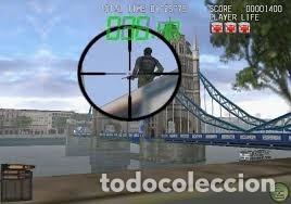 Videojuegos y Consolas: LOTE OFERTA JUEGO XBOX - SILENT SCOPE - COMPLETE - MUY NUEVO y con manual - Foto 2 - 180128678