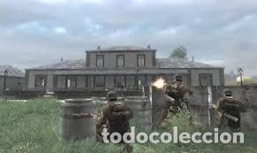 Videojuegos y Consolas: LOTE OFERTA JUEGO XBOX - BROTHERS IN ARMS - EARNED IN BLOOD - BUENO y con manual - Foto 4 - 180130711