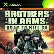 Videojuegos y Consolas: LOTE OFERTA JUEGO XBOX - BROTHERS IN ARMS - ROAD TO HILL 30 - MUY NUEVO Y CON MAPA Y MANUAL. Lote 180131972