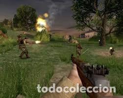Videojuegos y Consolas: LOTE OFERTA JUEGO XBOX - BROTHERS IN ARMS - ROAD TO HILL 30 - MUY NUEVO y con MAPA y manual - Foto 2 - 180131972
