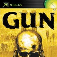 Videojuegos y Consolas: LOTE OFERTA JUEGO XBOX - GUN - MUY NUEVO Y CON MANUAL. Lote 180132472