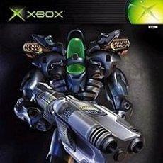 Videojuegos y Consolas: LOTE OFERTA JUEGO XBOX - GUNMETAL - Y CON MANUAL. Lote 180132861