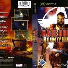 Videojuegos y Consolas: LOTE OFERTA JUEGO XBOX - MACE GRIFFIN - BOUNTY HUNTER - SIN MANUAL. Lote 246261550
