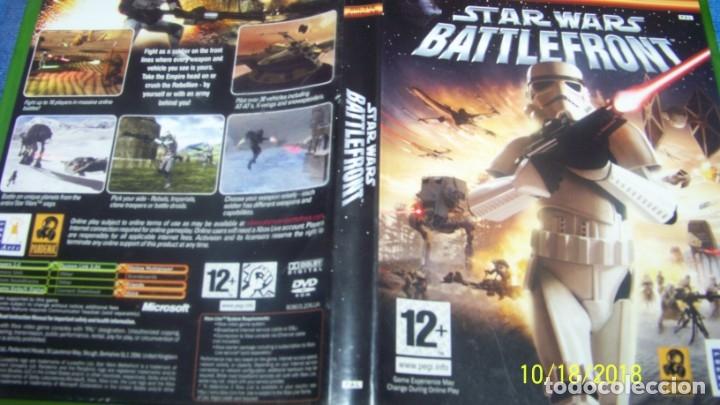 STAR WARS BATTLEFRONT MICROSOFT XBOX (Juguetes - Videojuegos y Consolas - Microsoft - Xbox)