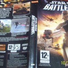 Videojuegos y Consolas: STAR WARS BATTLEFRONT MICROSOFT XBOX. Lote 136021206