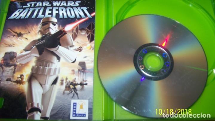 Videojuegos y Consolas: STAR WARS BATTLEFRONT MICROSOFT XBOX - Foto 3 - 136021206
