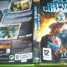 Videojuegos y Consolas: STAR WARS REPUBLIC COMMANDO XBOX. Lote 90122232