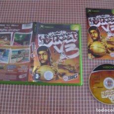 Videojuegos y Consolas: XBOX NBA STREET V3 PAL ESPAÑA COMPLETO XBOX MICROSOFT. Lote 184270303