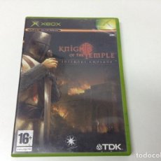 Videojuegos y Consolas: KNIGHTS OF THE TEMPLE INFERNAL CRUSADE. Lote 187209192