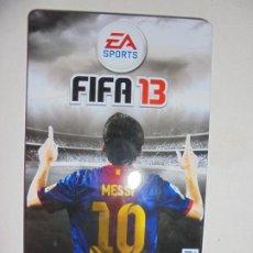Videojuegos y Consolas: FIFA -13 EA SPORT CAJA METALICA . Lote 187394627