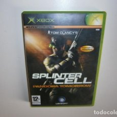 Videojuegos y Consolas: TOM CLANCY'S SPLINTER CELL: PANDORA TOMORROW XBOX. Lote 188537073