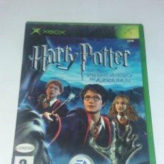 Videojuegos y Consolas: XBOX HARRY POTTER Y EL PRISONIERO DE AZKABAN. Lote 190073632