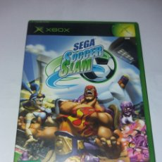 Jeux Vidéo et Consoles: XBOX SEGA SOCCER SLAM. Lote 190076236