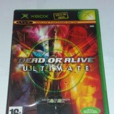 Videojuegos y Consolas: XBOX DEAD OR ALVIE ULTIMATE (LEER). Lote 190077786