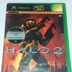 Videojuegos y Consolas: XBOX HALO-2. Lote 190078121