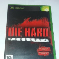 Videojuegos y Consolas: XBOX DIE HARD VENDETTA. Lote 190079441