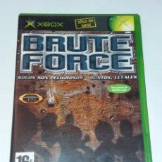 Videojogos e Consolas: XBOX BRUTE FORCE. Lote 190082882
