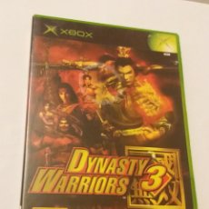 Jeux Vidéo et Consoles: XBOX DYNASTY WARRIORS 3. Lote 190084465
