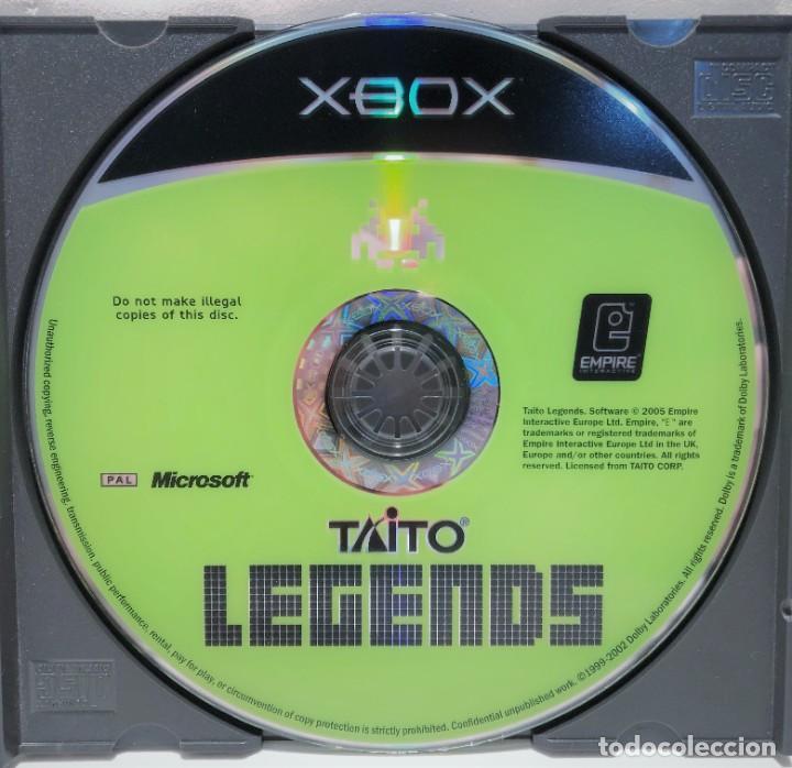 TAITO LEGENDS XBOX (Juguetes - Videojuegos y Consolas - Microsoft - Xbox)