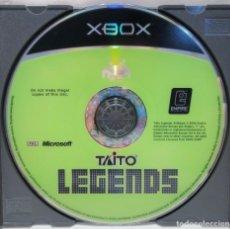 Videojuegos y Consolas: TAITO LEGENDS XBOX. Lote 190334591