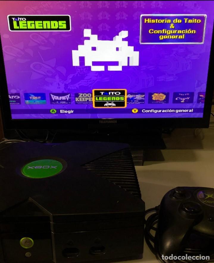 Videojuegos y Consolas: Taito Legends Xbox - Foto 4 - 190334591