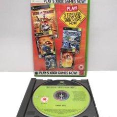 Videojuegos y Consolas: XBOX MAGAZINE GAME DISC 60 XBOX PAL UK. Lote 190848701