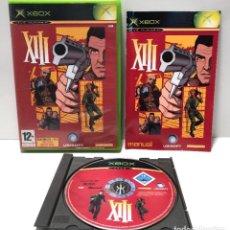 Videojuegos y Consolas: XIII XBOX. Lote 191245828