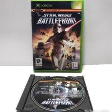 Videojuegos y Consolas: STAR WARS BATTLEFRONT XBOX PAL UK. Lote 191249688