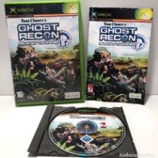 Videojuegos y Consolas: GHOST RECON: ISLAND THUNDER XBOX PAL UK. Lote 191250987